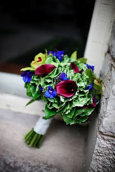 High contrast bouquet