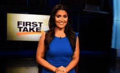 First Take Host Molly Qerim Cheating Story Is