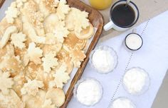 blog — Little Inspirations #canadaday #july1st #pancakes #pancakerecipe #healthypancakes #maplesyrup #whippedcream #breakfast #brunch #brunchparty #breakfastparty #canada #mapleleaf #backyardparty