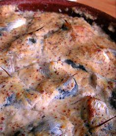 Herkkusuun lautasella-Ruokablogi: Perinteiset sinappisilakat