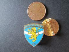 a13 BRESCIA FC club spilla football calcio soccer pins fussball italia italy
