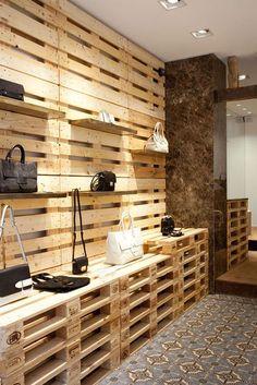 InteriorDesign 27 Super Ideas Furniture Store Design Display Get A Bed Wetting Al Wooden Pallet Furniture, Modular Furniture, Refurbished Furniture, Furniture Layout, Furniture Websites, Steel Furniture, Furniture Stores, Industrial Furniture, Rustic Furniture