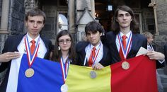 Romania gets gold, silver, bronze in International Chemistry Olympiad Longchamp, Romania, Chemistry, Bronze, Tote Bag, Silver, Gold, Bags, Handbags