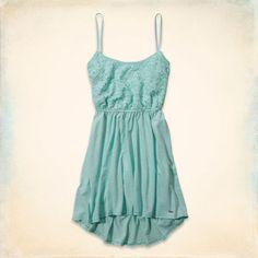 Old Town Cinch Waist Dress