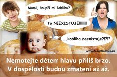 Nemotejte dětem hlavu příliš brzo... Humor, Movies, Movie Posters, Films, Humour, Film Poster, Funny Photos, Cinema, Movie