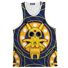 Acid Pikachu Tank from Beloved Shirts