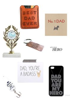 Gifts for the best dad ever, collected by House of Earnest.