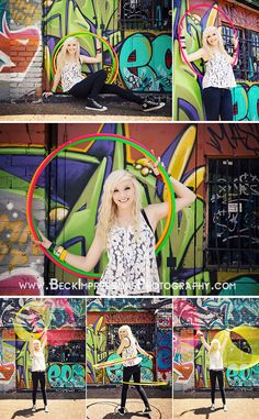 Love love love all of these graffiti locations in Downtown Nashville - this photographer provides tons of amazing examples