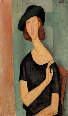 Modern art paintings portraits amedeo modigliani Ideas for 2019 Amedeo Modigliani, Modigliani Paintings, Paintings Famous, Modern Art Paintings, Italian Painters, Italian Artist, Art Français, Edvard Munch, Paul Cezanne