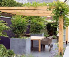 Osez la grande jardinière pour profiter de son esthétique contemporaine et sa résistance particulière
