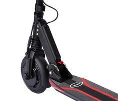The 500W ETWOW Booster PLUS! The most powerful lightweight Electric Scooter.