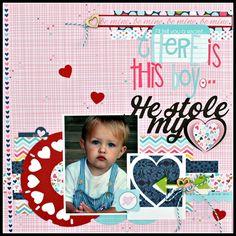 He Stole My Heart-Bella Blvd by Cathy Harper @Two Peas in a Bucket