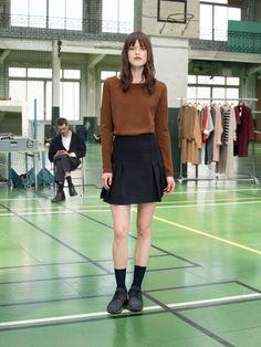 La jupe est très belle !! American Vintage - Automne/hiver 2015-2016