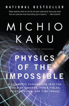 Invisibility, teleportation and time travel......oh my.....