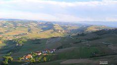 Belvedere dalla Morra (CN) Foto scattata da Flavia Cantini