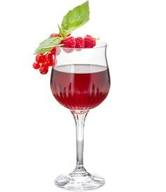 Ingredients: 30 ml De Kuyper Crème de Cassis, 30 ml Gin, 30 ml Dry Vermouth. Glass: Cocktail glass. Garnish: Red berries, raspberries on a stick & a sprig of basil.. Stir all ingredients in a mixing glass & fine strain in a chilled glass.
