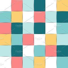 Pattern. Square design.. Illustrations