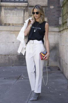 PFW Day 5 - Look #2 - Helena Bordon