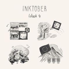 All Posts • Instagram Inktober, Pencil, Posts, Memes, Happy, Instagram, Art, Art Background, Messages