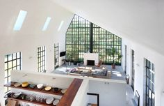 TA Dumbleton Architect Designs a House in the Hamptons, New York