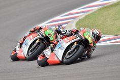 MotoGP. Aprilia едет в Остин на ГП Америки   GP RACING
