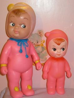 Vintage doll's | pinned by Lapin and Me