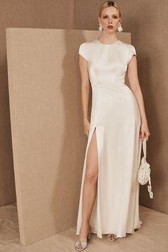 Catherine Deane Sidney Gown Bhldn Wedding Dress, Designer Wedding Dresses, Wedding Attire, Bridal Gowns, Parisian Wedding Dress, Wedding Gowns, Wedding Shoot, Wedding Themes, Wedding Decorations