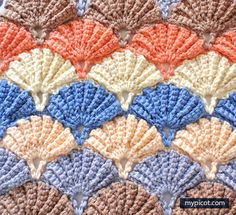 MyPicot | Crochet Patterns