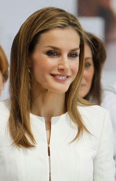 """03 July 2014 King Felipe and Queen Letizia attended the Delivery of """"Scholarships and Research Grants"""" of Iberdrola Foundation at Casa de America in Madrid"""