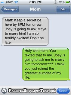 Hahaha that's something that would happen to me!