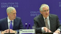 US Military & Security Leaders Call On Tillerson & Mattis To Lead On Climate Security
