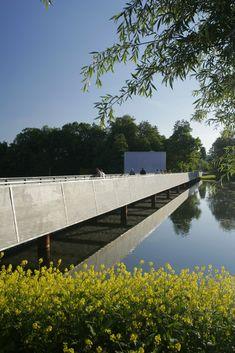 Fishwalk-and-Folly'White-Box' « Landscape Architecture Works   Landezine