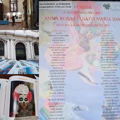 In mostra a #Venezia #Giancarla #Parisi   Premio #eclettica