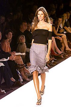 Ralph Lauren Spring 2000 Ready-to-Wear Fashion Show