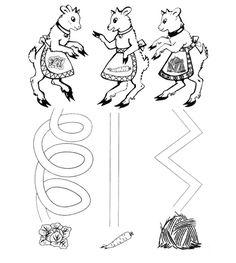 Тематическое занятие: «Путешествие по сказке Волк и семеро козлят» | Азбука Ума - раннее развитие детей, игры с детьми, презентации для дошкольников
