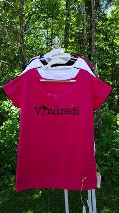 Isabelle Fuschia - Manches courtes -1X Mens Tops, T Shirt, Fashion, Supreme T Shirt, Moda, Tee Shirt, Fashion Styles, Fashion Illustrations, Tee