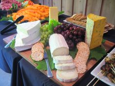 Hors D'oeuvres Buffet | Jacob's Kitchen