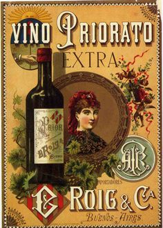 Vino Priorato Roig