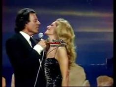 Dalida   Julio Iglesias   -  La vie en rose