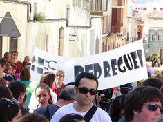 01 - Cercavila Trobades d'Escoles en Valencià 2013 a Pedreguer (146) Foto: laveupv.com