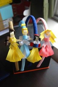 ribbon princesses