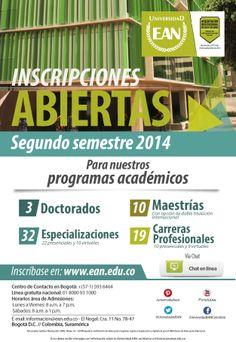 La Universidad de los #Emprendedores abre sus inscripciones para el 2do semestre 2014. Master's Degree, Female Doctor, University, Universe, News