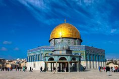 Dome of the Rock in Jerusalem's Old City