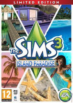 The Sims 3 Island Paradise... I will be buying this <3