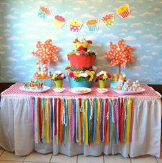 Spring Garden Baby Shower {Party, Planning, Ideas, Decor, Cake}