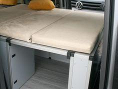 TERRA CAMPER präsentiert VW Caddy Maxi als Reisemobil