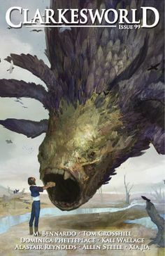 Subscribe to Clarkesworld and never miss an issue of our World Fantasy and Hugo Award-Winning Science Fiction and Fantasy Magazine. This page:   Tongtong's Summer by Xia Jia