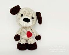Sammy The Puppy Amigurumi Pattern