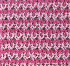 Tunisian Crochet 100 Patterns 052aaa (553x523, 271Kb)