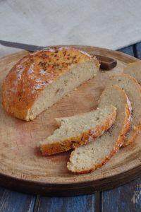 Bezlepkový kváskový chléb - Novalim